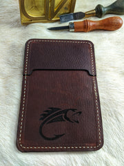 Hook It Leather Wallet