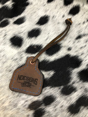 Custom Leather Key Chain