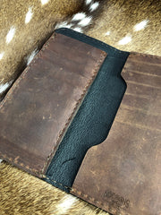 Alligator Long  Wallet