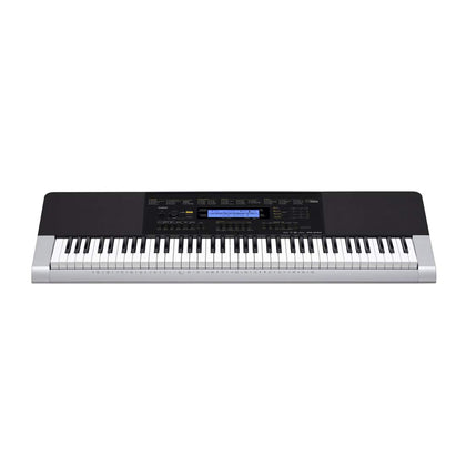 Casio WK-240K Electronic Keyboard (Black and Silver)