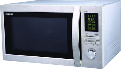 Sharp R78 R-78BT(ST) 43-Liter Microwave Oven with Grill