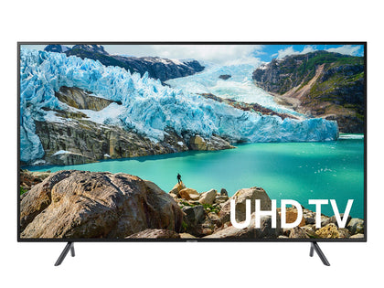 Samsung UN55RU7100 Flat 55-Inch 4K UHD 7 Series Ultra HD Smart TV with HDR and Alexa Compatibility