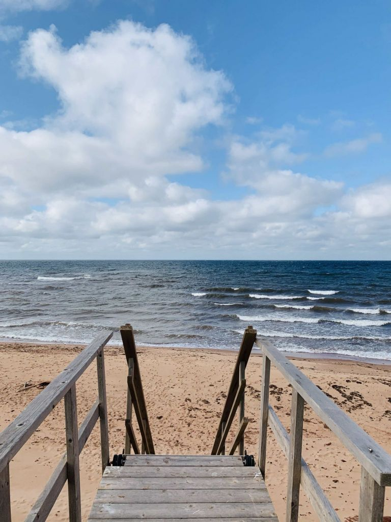 A simple family vacation on Prince Edward Island