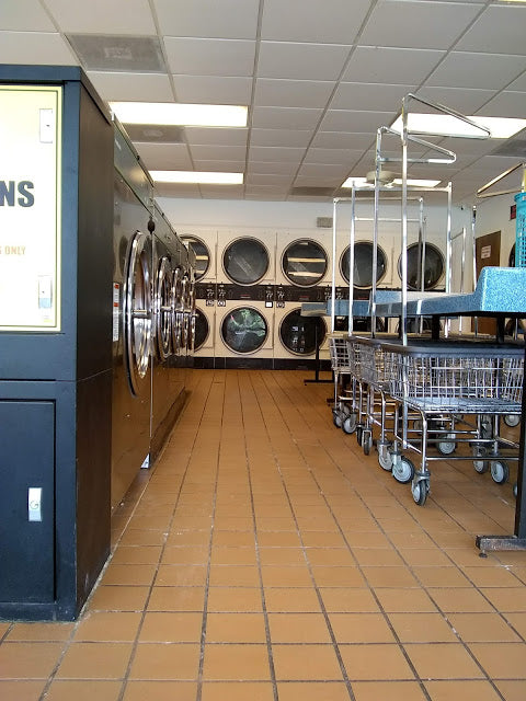 Reflections from the Laundromat