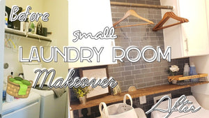 laundryroommakeover #laundryroom #laundryroomtour Follow My Instagram: