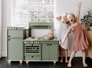 Get Your Little Chefs Cooking in These 15 Adorable Play Kitchen
