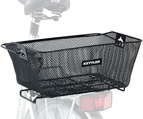 Country Rear Bicycle Basket