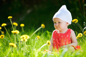 Embracing Nature When Raising a Baby