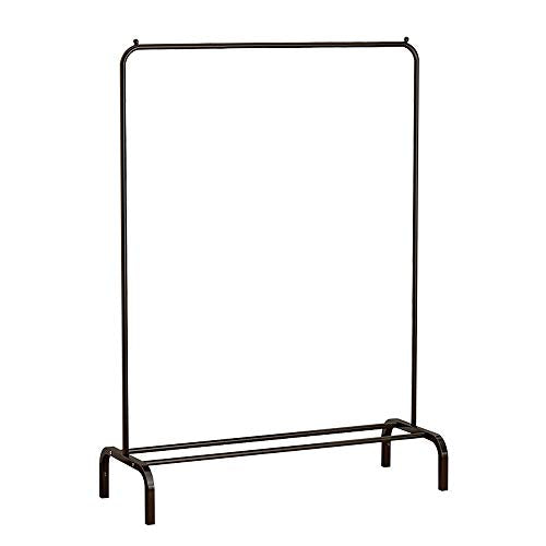 Garment Rack, FOME Heavy Duty Commercial Grade Clothing Rack with Shelves Clothes Stand Rack Rod Garment Rack Entryway Storage Rack for Boxes Shoes Boots 59.8 x 41.3 x 17.7 inch