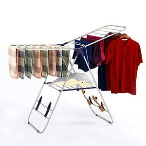 SUNPACE Towel Drying Rack for Clothes SUN005 Sweater Baby Clothes Rack Dryer Hanging Laundry Folding