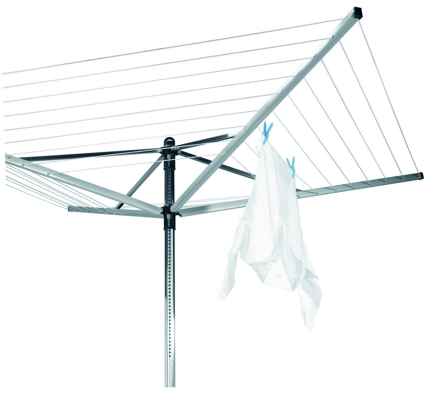 Brabantia Lift-O-Matic Rotary Dryer Clothes Line - 196 feet, 311048