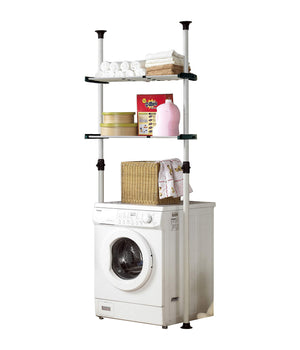 PRINCE HANGER | Double Adjustable Laundry Shelf | Clothing Rack