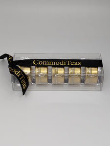 CommodiTeas Tea Portfolio