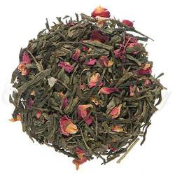 Cherry Rose Sencha - commoditeas
