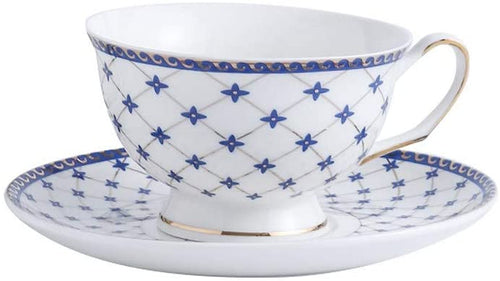 Lakeshore Fine Bone China Tea Cup Set