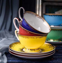 Load image into Gallery viewer, Prism Bone China Cups - commoditeas