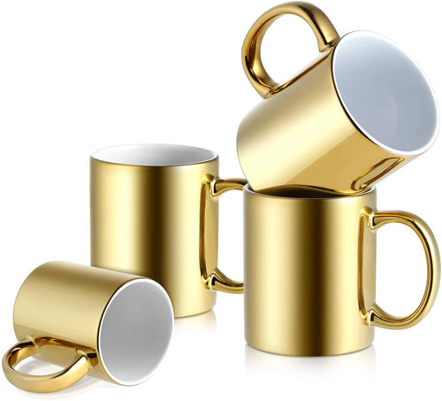 Metallic Mug - commoditeas