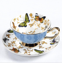 Load image into Gallery viewer, Millenial Butterfly Bone China