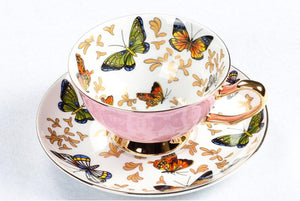 Millenial Butterfly Bone China