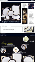 Load image into Gallery viewer, Ekklesia Bone China Dinnerware - commoditeas