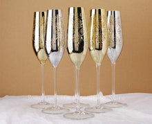 Load image into Gallery viewer, Happily Ever After Champagne Flutes - commoditeas