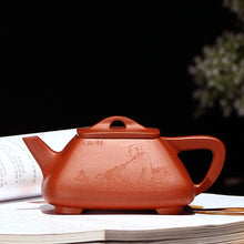 Load image into Gallery viewer, Dojo Handmade Yixing Teapot Master - commoditeas
