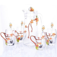 Load image into Gallery viewer, Bertha Glassware - commoditeas