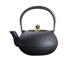 Demetrius 1.8L Cast Iron Tea Kettle - commoditeas