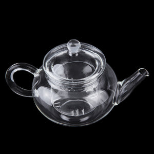 Lavette Glass Teapot With Infuser - commoditeas
