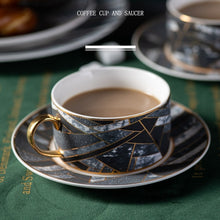 Load image into Gallery viewer, Urban Quilt Coffee Cup Set - commoditeas
