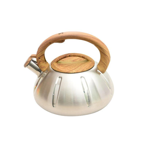 Loft Stainless Steel 3L Whistling Kettle - commoditeas
