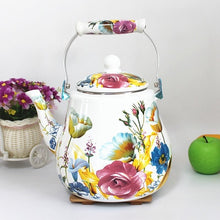 Load image into Gallery viewer, Raena Porcelain Kettle - commoditeas