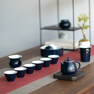 Kintsukuroi JapaneseTeaware Set - commoditeas
