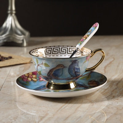Jay Teacup Set - commoditeas