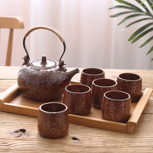 Urban Skies Tea Set - commoditeas