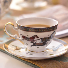 Load image into Gallery viewer, Derby Fine Bone China Coffee Cup set - commoditeas