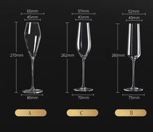 Load image into Gallery viewer, Urban Chic Stemware set - commoditeas