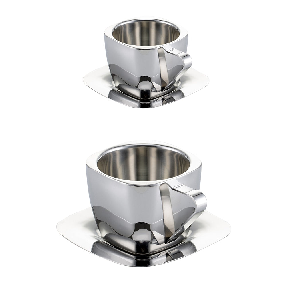 CommodiTeas Stainless Steel Double Wall Mug - commoditeas