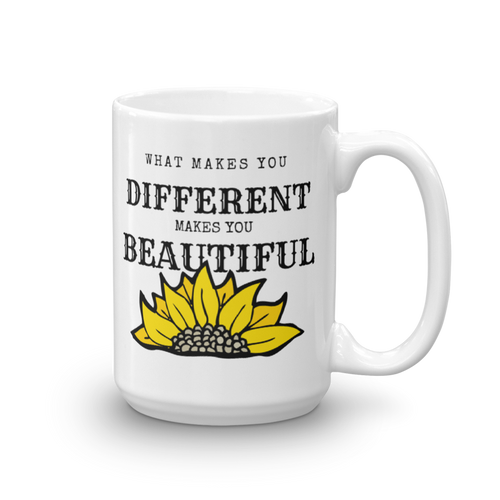 Beautifully Different Mug