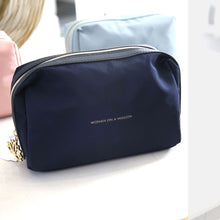 Toiletries Bag- Navy