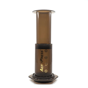 AeroPress filter coffee maker