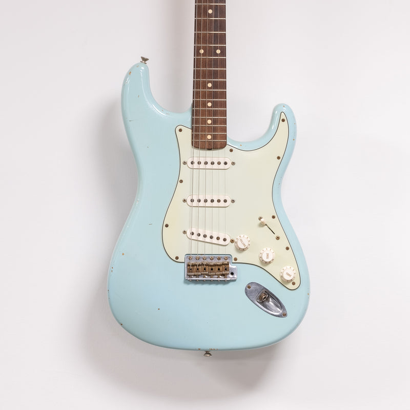 Fender Stratocaster 'electric' in Sonic Blue