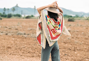 Shawl Wakamayo - World Family Ibiza