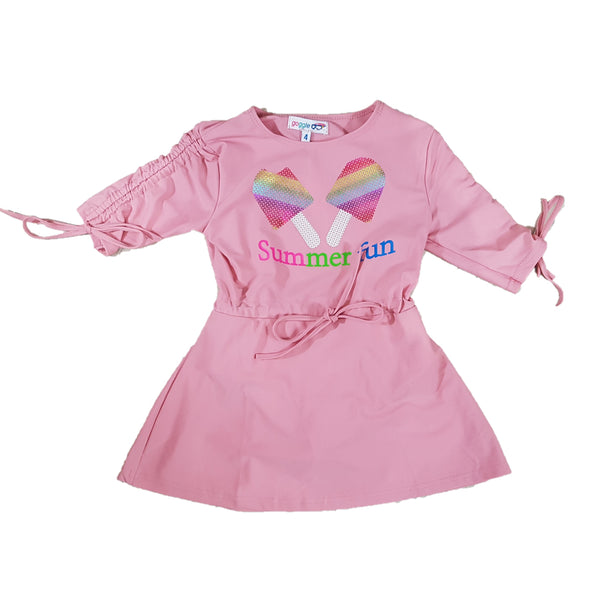 Ice-cream Swim-dress - royalkids.co.uk