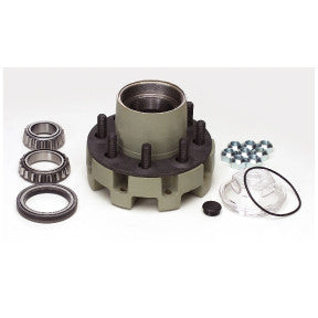 Hub Kit 10K 2 piece General Duty Axle