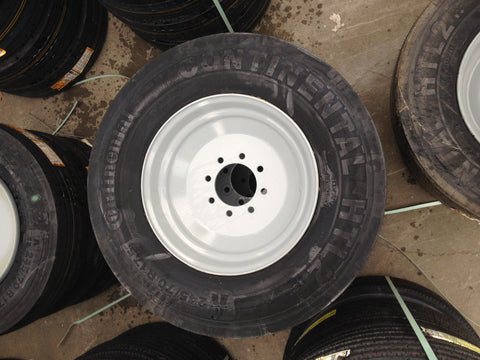 WT 245/70 R17.5 Wheel & Tire