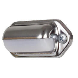 License Light Mini chrome