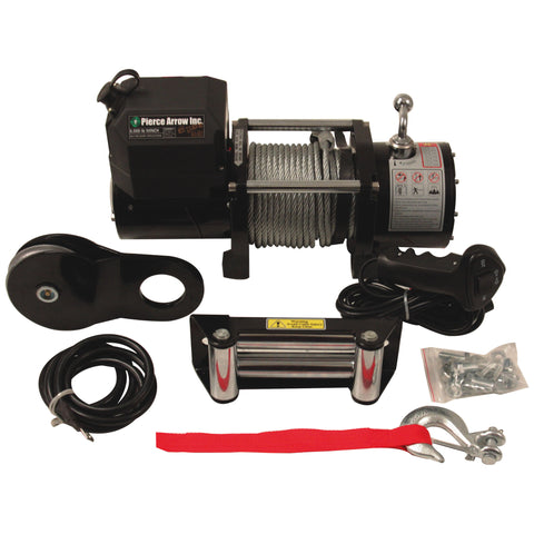 6K Winch w/ Cable
