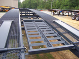 Ramp Ladder Style for level fender & Wedge Trailers