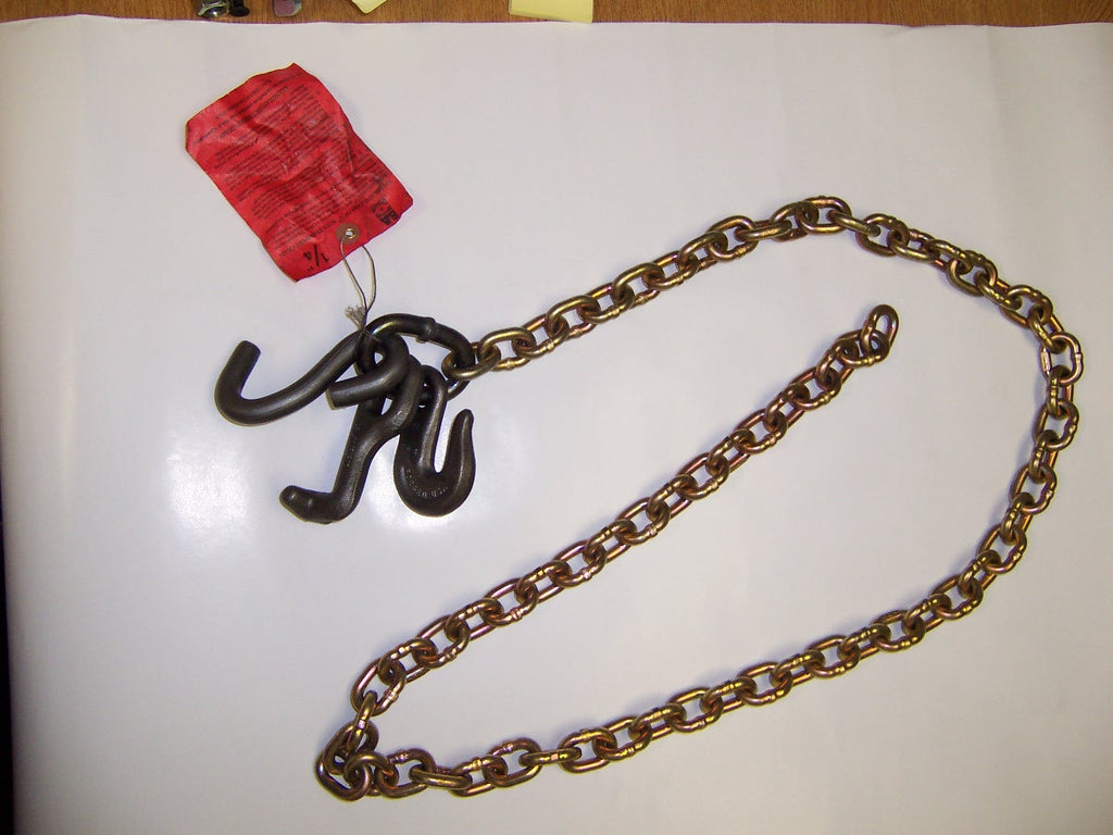 CHAIN TRANSPORT w/HOOKS
